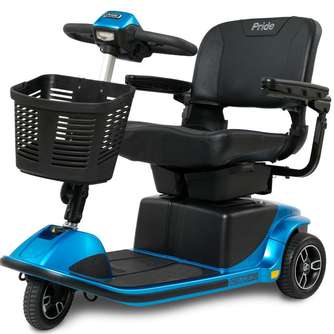 Revo 2.0 3-Wheel Scooter by Pride Mobility