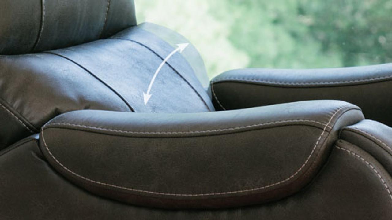 VivaLift! Urbana Lift Chair PLR965M Power Lumbar