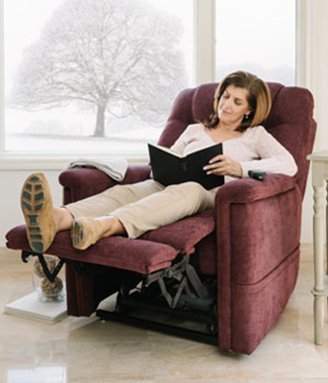VivaLift! Legacy Lift Chair PLR958 in Use