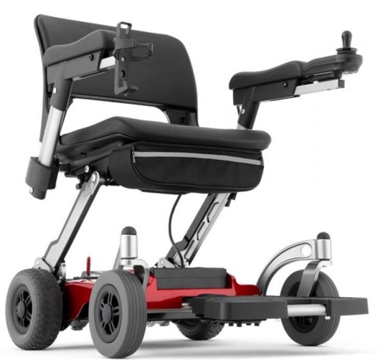 Luggie Travel Rider Power Wheelchair