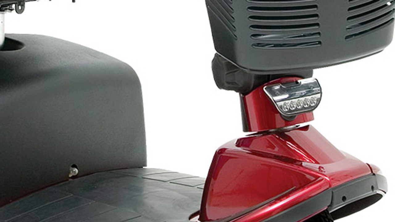 Victory 9 3-Wheel Scooter by Pride Mobility