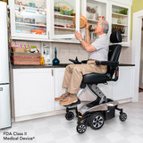 The 4 Best Power Wheelchairs with Elevating Seats