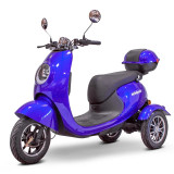 Benefits of Ewheels 3-Wheel Heavy-duty Mobility Scooters