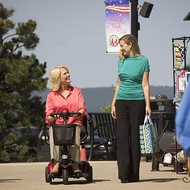 Can Electric Mobility Scooters Make People with Reduced Mobility More Active?