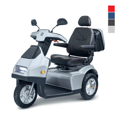 Afiscooter S2 3-Wheel by Afikim Electric Vehicles