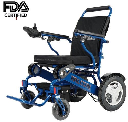 Falcon HD Folding Power Wheelchair