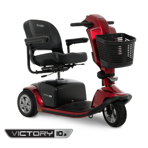 Victory 10.2 3-wheel Scooter