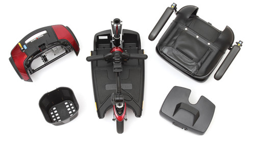 Go-Go Sport 3-Wheel Scooter by Pride Mobility