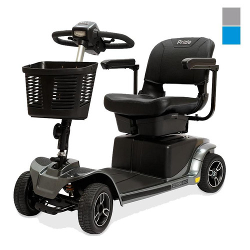 Revo 2.0 4-Wheel Scooter by Pride Mobility