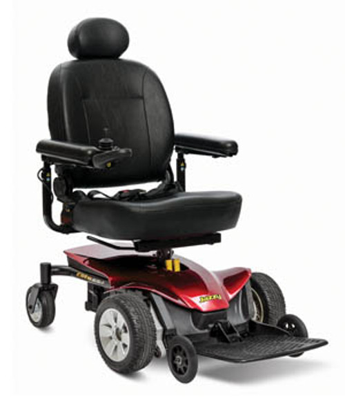 Jazzy Elite ES-1 Power Wheelchair by Pride Mobility