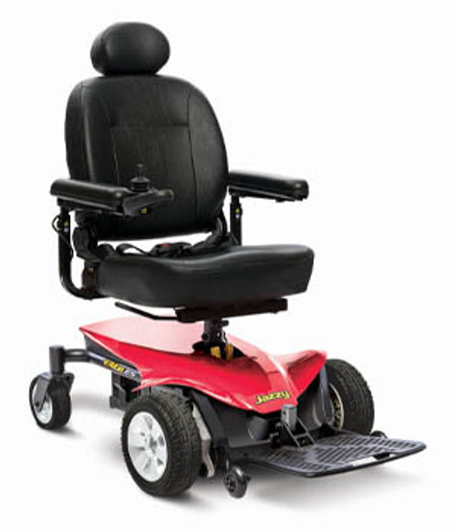 Jazzy Elite ES Power Wheelchair by Pride Mobility