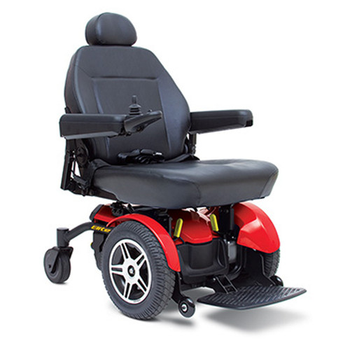 Jazzy Elite 14 Power Wheelchair by Pride Mobility