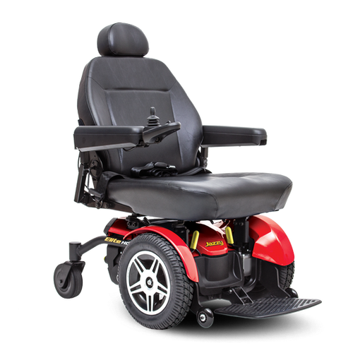 Jazzy Elite HD Power Wheelchair by Pride Mobility