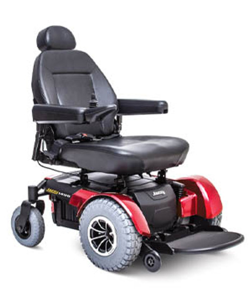 Jazzy 1450 Power Wheelchair by Pride Mobility
