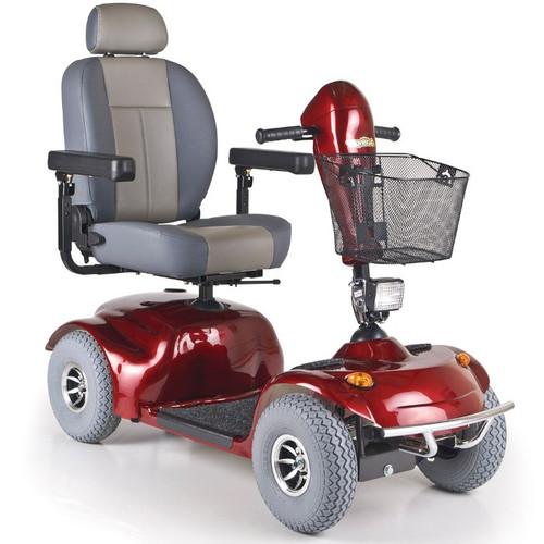 Avenger 4-Wheel Heavy Duty Scooter by Golden Technologies