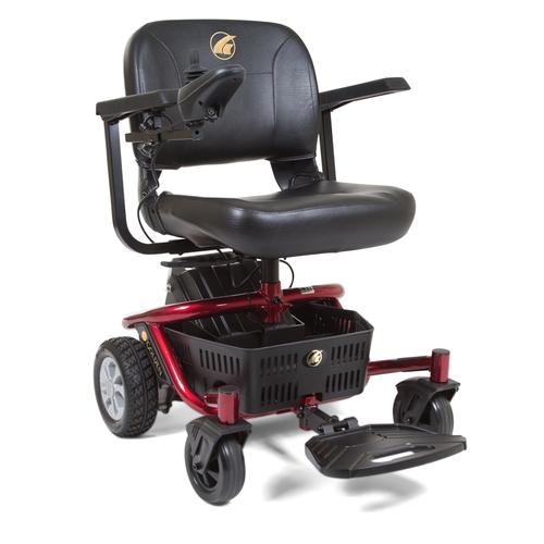 LiteRider Envy Power Wheelchair by Golden Technologies