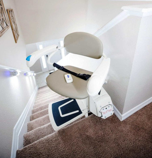 SL300 Pinnacle Stair Lift by Harmar