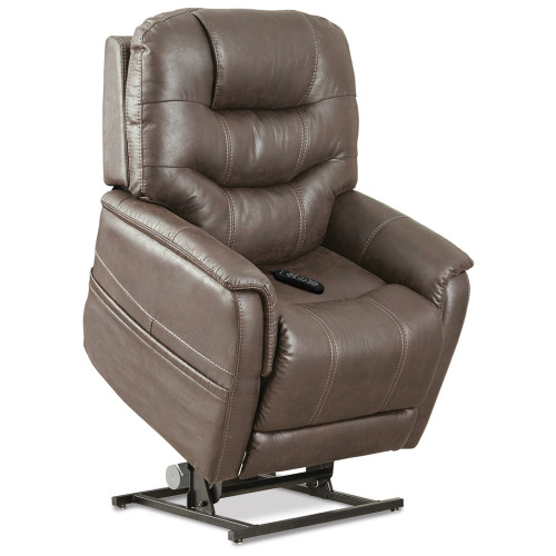 VivaLift Elegance Lift Chair PLR975 in Badlands Mushroom