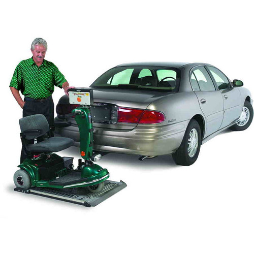 AL100HD Heavy Duty Platform Scooter Auto Lift by Harmar