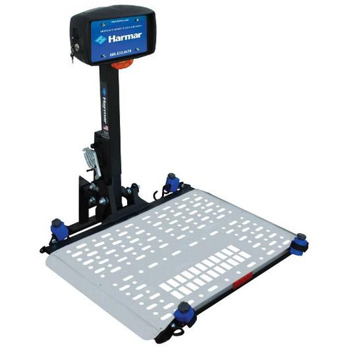AL500HD Heavy Duty Platform Power Wheelchair Auto Lift by Harmar