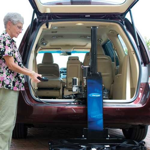 AL600 Hybrid Power Chair and Scooter Auto Lift by Harmar