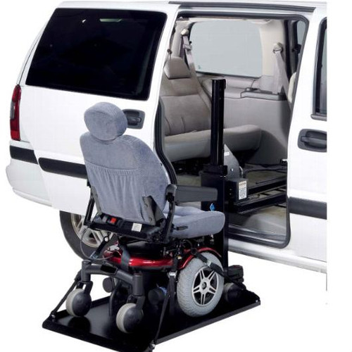 AL690 Side-Door Hybrid Platform Auto Lift by Harmar