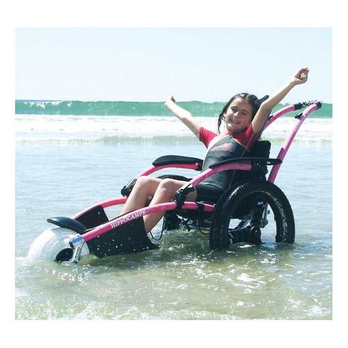Vipamat Hippocampe Beach and All Terrain Wheelchair