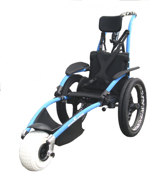 Vipamat Hippocampe Beach and All Terrain Wheelchair