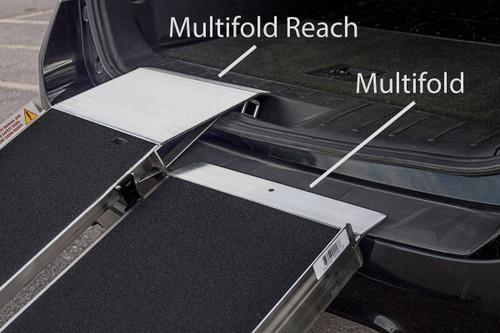 Prairie View Multifold Reach Ramp