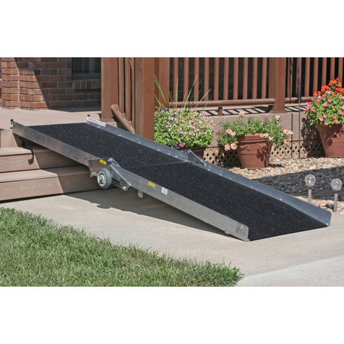 PVI Wheel-A-Bout Portable Ramp