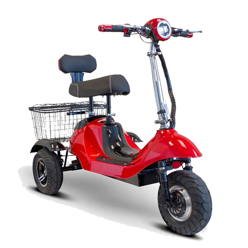 EW-19 Speedy 3-Wheel Recreational Scooter by E-Wheels
