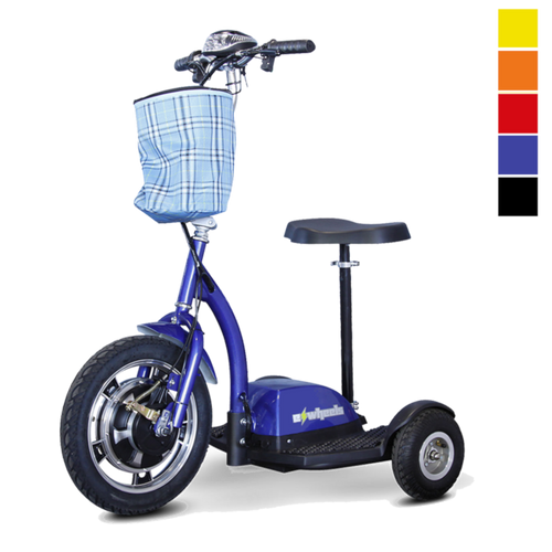 EW-18 Stand-N-Ride Folding Scooter by EWheels