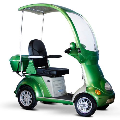 EW-54 Coupe Recreational Scooter in Green