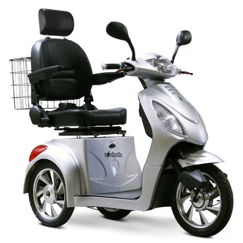 EW-36 Elite Scooter in Silver