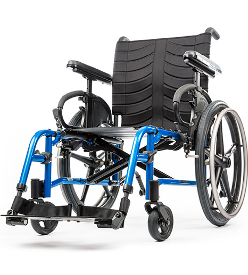 Quickie QXi Lightweight Manual Wheelchair by Sunrise