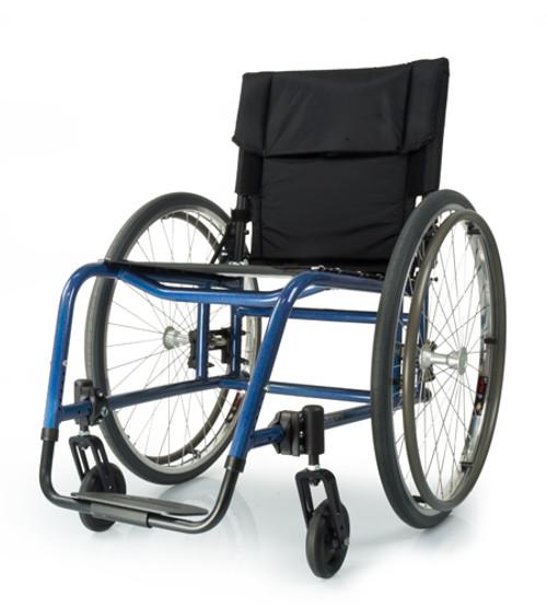 Quickie GP Rigid Lightweight Manual Wheelchair by Sunrise