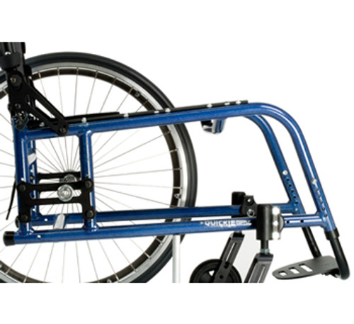 Quickie GP Rigid Lightweight Manual Wheelchair by Sunrise