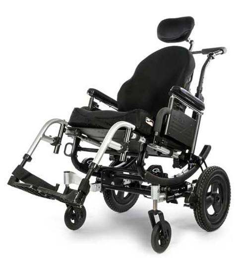 Quickie Iris Tilt-In-Space Wheelchair by Sunrise
