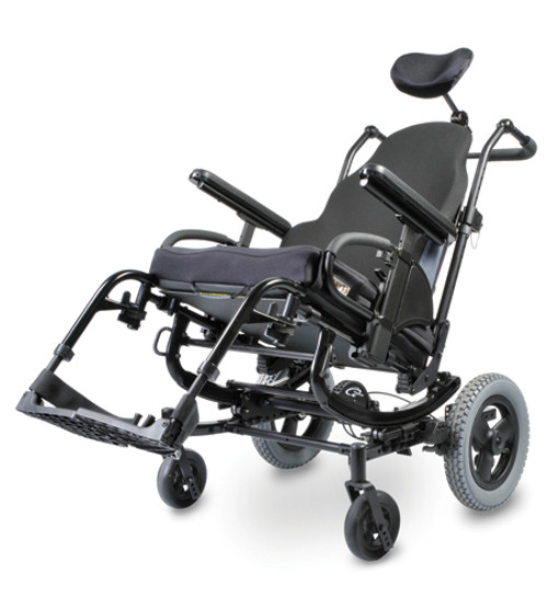 Quickie SR45 Tilt-In-Space Wheelchair by Sunrise