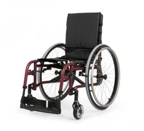 Quickie 2 Lite Lightweight Folding Wheelchair by Sunrise