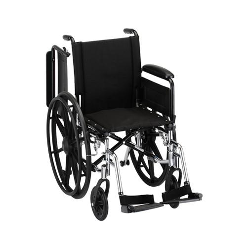 Nova 7161 16″ Lightweight Wheelchair Full Arm