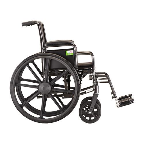 "Nova 5200 20"" Steel Wheelchair Detachable Desk Arm"