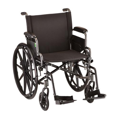 """Nova 7200 20"""" Lightweight Wheelchair Desk Arms"""