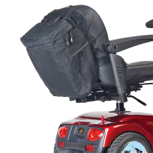 Golden Technologies Pack'n'Go Backrest Bag for Scooters