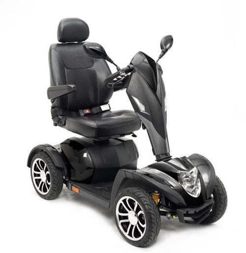Cobra GT4 Heavy-Duty 4-Wheel Scooter