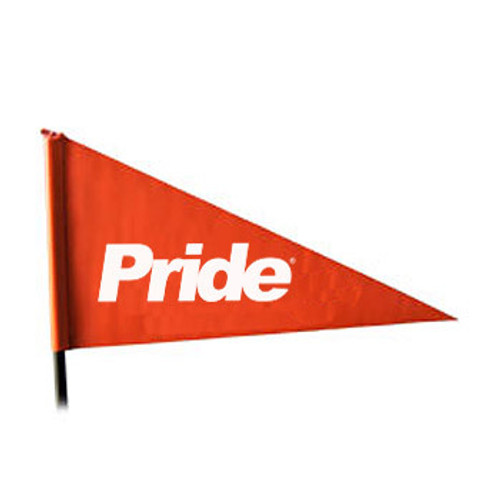 Pride Safety Flag for Scooters