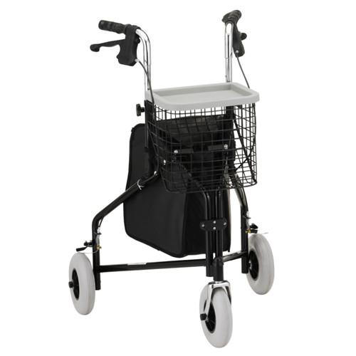 Nova Traveler 3-Wheel Rolling Walker 4900