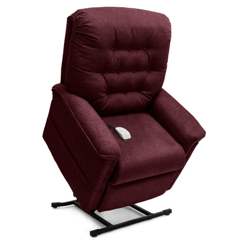 Heritage Collection LC-358XL Lift Chair in Black Cherry