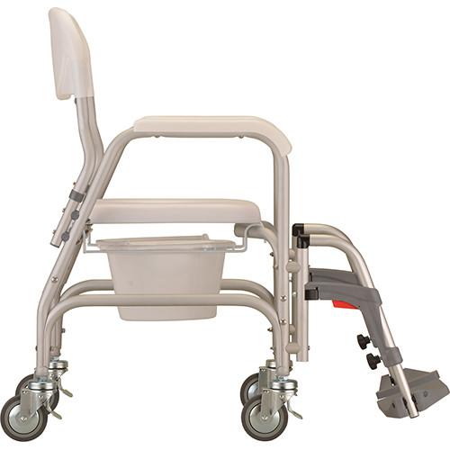 Nova DLX Shower Commode Chair 8801