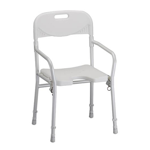 Nova Folding Shower Chair with Arms 9400